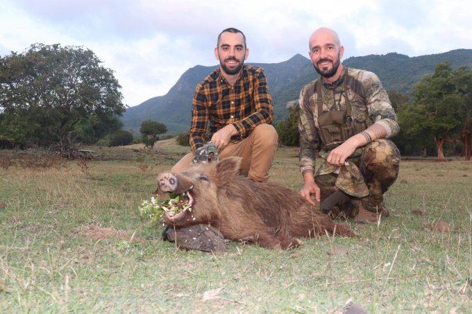 3 Lionel Berthault Safaris in Mauritius & Abroad